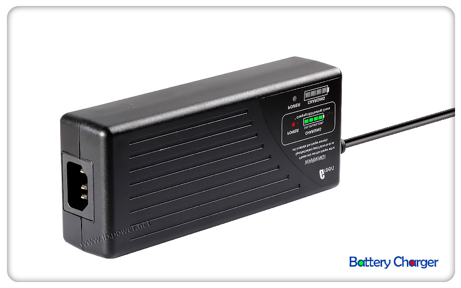 12V 5A Battery Charger