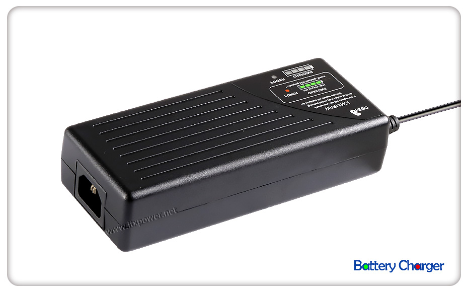 12V 5000MA Battery Charger