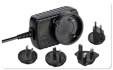 Exchangeable AC Plug