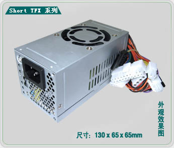 MINI-ITX Power ---- Short TFX ATX Power Supply